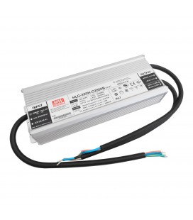 Alimentation Mean Well 320W - IP67 - 1/10V Dimmable - 100-240V AC