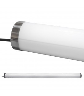 Tubulaire LED Opaque - 1200mm - 25W - IP67 - D80mm - Powered by Phillips Xitanium - ALTHAE - DeliTech®