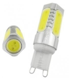 Ampoule LED - G9 - Capsule - 3,5 W - COB Epistar - Ecolife Lighting®