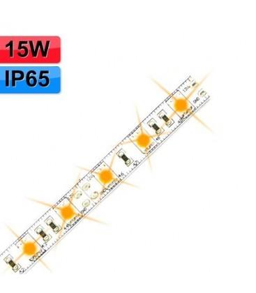 Ruban LED - 12V - 15W - IP65 - Orange