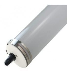 Tubulaire LED - 600mm - 30W - IP68 - Diffuseur Mat