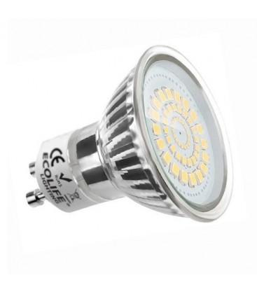 Ampoule spot LED GU10 - 3,5W SMD ECOLIFE
