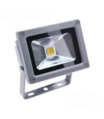 Projecteur LED Ecolife 12/24V DC - 10W - COB Bridgelux