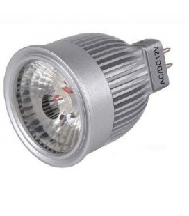 Ampoule LED MR16/GU5.3 - 6W - COB Sharp