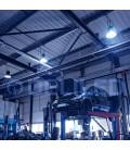 Réflecteur suspension industrielle 120°