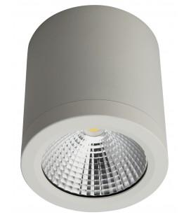 Spot Architecte LED saillie rond - 10W - COB
