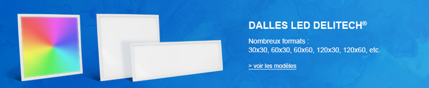 Dalles Led Delitech