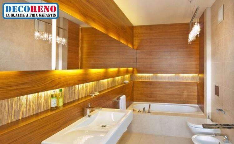 L\' éclairage led pour votre salle de bain, économique et design ...