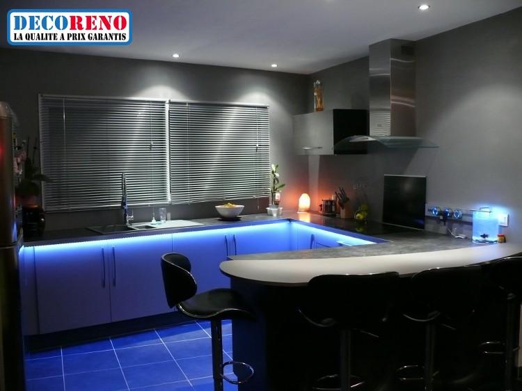 l' éclairage led pour votre cuisine, design et efficace ! - blog