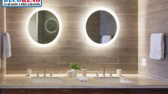 L' éclairage led pour votre salle de bain, économique et design