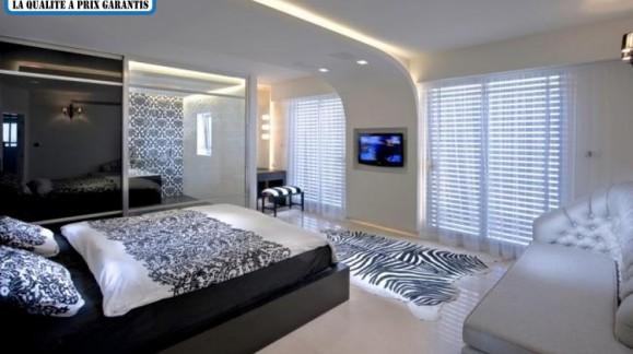 Agencez votre chambre à coucher avec un éclairage led !