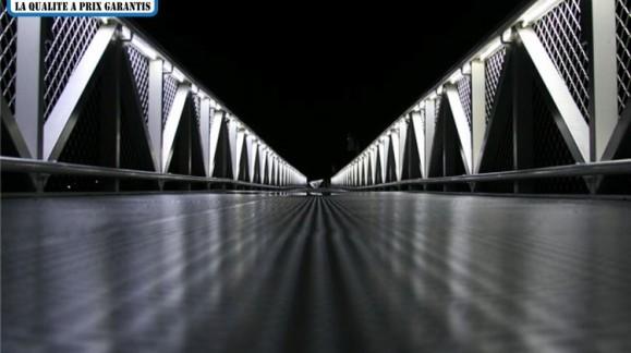 Les rubans led une solution économique et design pour l' éclairage des ponts !