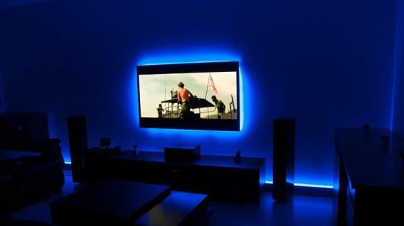 Le ruban led pour rendre votre téléviseur design !