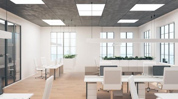 DALLE LED : la solution idéale pour l'éclairage des bureaux